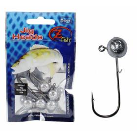 Jig glave Z Fish Jig Head Premium 1-5/0 3-20g /5pcs
