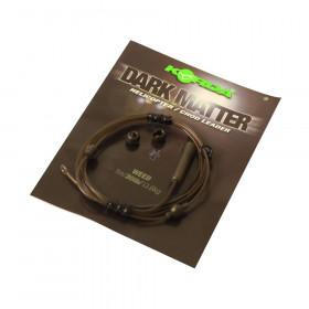 Korda Dark Matter Helicopter/Chod Leader 40lb 1m- weed