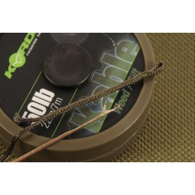 Korda Kable Leadcore 50LB 7m- weed silt