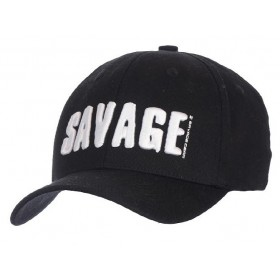 Kapa Savage Gear Simply Savage 3D Logo Cap