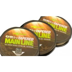 Korda Subline Tapered Mainline 10LB-40LB 300m