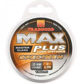 Najlon Trabucco Max Plus Specimen 0,16mm-0,25mm 150m
