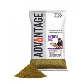 Hrana Daiwa Advantage Baits Method Mix Groundbait 1kg