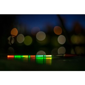 Plovec na baterije IBite Cigar Neon Green 4-6g