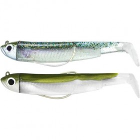 Vaba Fiiish Black Minnow Double Combo Shore 70mm 3g