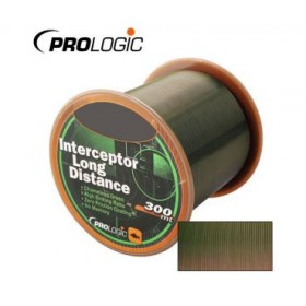 Najlon Prologic Interceptor Long Distance green 0,405mm 1000m