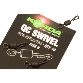 Korda Quick Change Swivel Št: 8