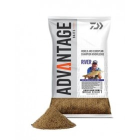 Hrana Daiwa Advantage Baits River Groundbait 1kg
