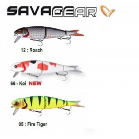 Savage Gear 4Play Herring Lowrider 19cm 51g- izbira