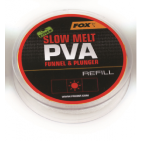 Pva mrežica Fox Slow Melt PVA Stix Refill 14mm 5m