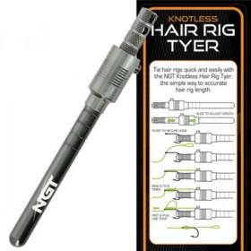 Držalo za vezanje trnkov NGT Hair Rig Tyer