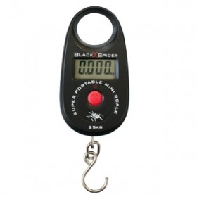 Tehtnica Energofish Black Fighter Mini Digital Scale 25kg