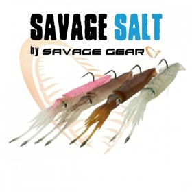 Vaba Savage Gear Swim  Squid 12,5cm 25g 2kom