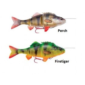 Vaba Savage Gear 4D Perch Shad 12,5cm 23g- izbira