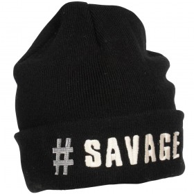 Kapa Savage Gear Beanie Black 57050