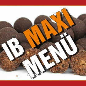 Imperial B. Maxi Menu Fish Boilies 8kg 20 mm +Dip, Gel, inLiquid, Power Powder, Pop Ups & iBox