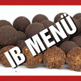 Imperial B. Menu Fish Boilies 5kg 20 mm +Dip & Gel