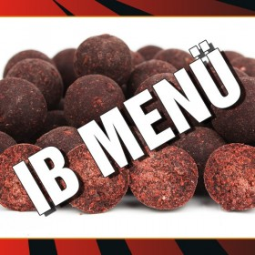 Imperial B. Menu Elite Strawberry Boilies 5kg 20mm + Dip & Gel
