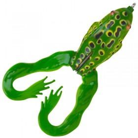 Žaba Savage Gear 3D Reaction Frog 11cm 12g green