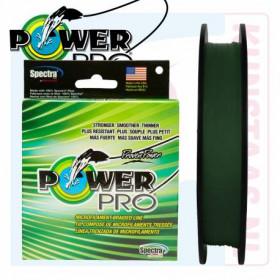Pletena vrvica Power Pro PP 0,28mm 135m- moss green