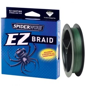 Pletena vrvica Spiderwire EZ Braid 0,12-0,35mm 100m-green