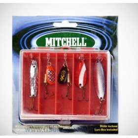 Set vab Spoon/ Spinner Kit Mitchel