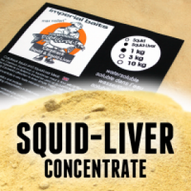 IB Carptrack Squid-Liver Concentrate 1kg-2,5kg