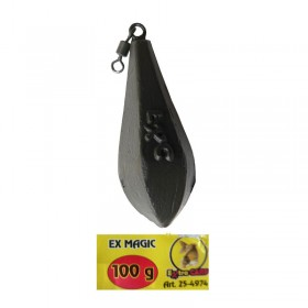 Svinec Extra Carp Magic+ Lead Clip 80-120g