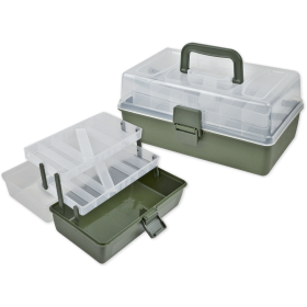 Kovček za pribor Carp Zoom Tackle Box 2del CZ7467