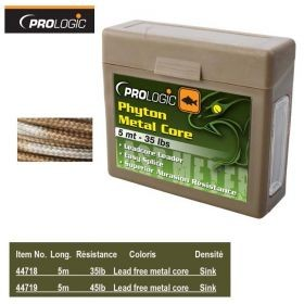 Lead Core Prologic Python Metal 5m 35LB