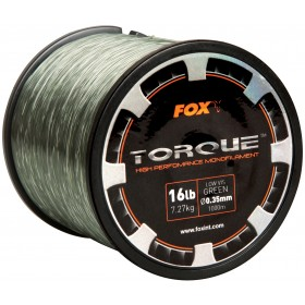 Najlon Fox Torque 0,35mm 1000m -green