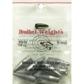 Svinci Bullet Weights 3/8oz 10,5g- 8kom