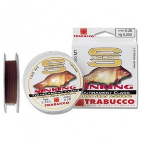 Najlon Trabucco S-Force Sinking 0,18mm-0,25mm 150m