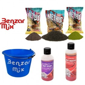 Komplet Benzar Method Feeder Z Vedro