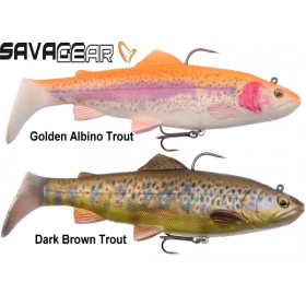 Vaba Savage Gear 4D Trout Ratlle Shad 17cm 80g- izbira