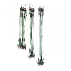 Jeklena predvrvica Lineaeffe Stainless Wire Green 30-45cm