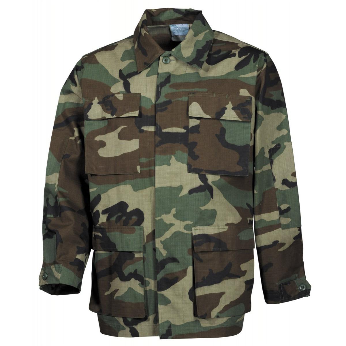 Vojaška jakna MFH US BDU 03334t