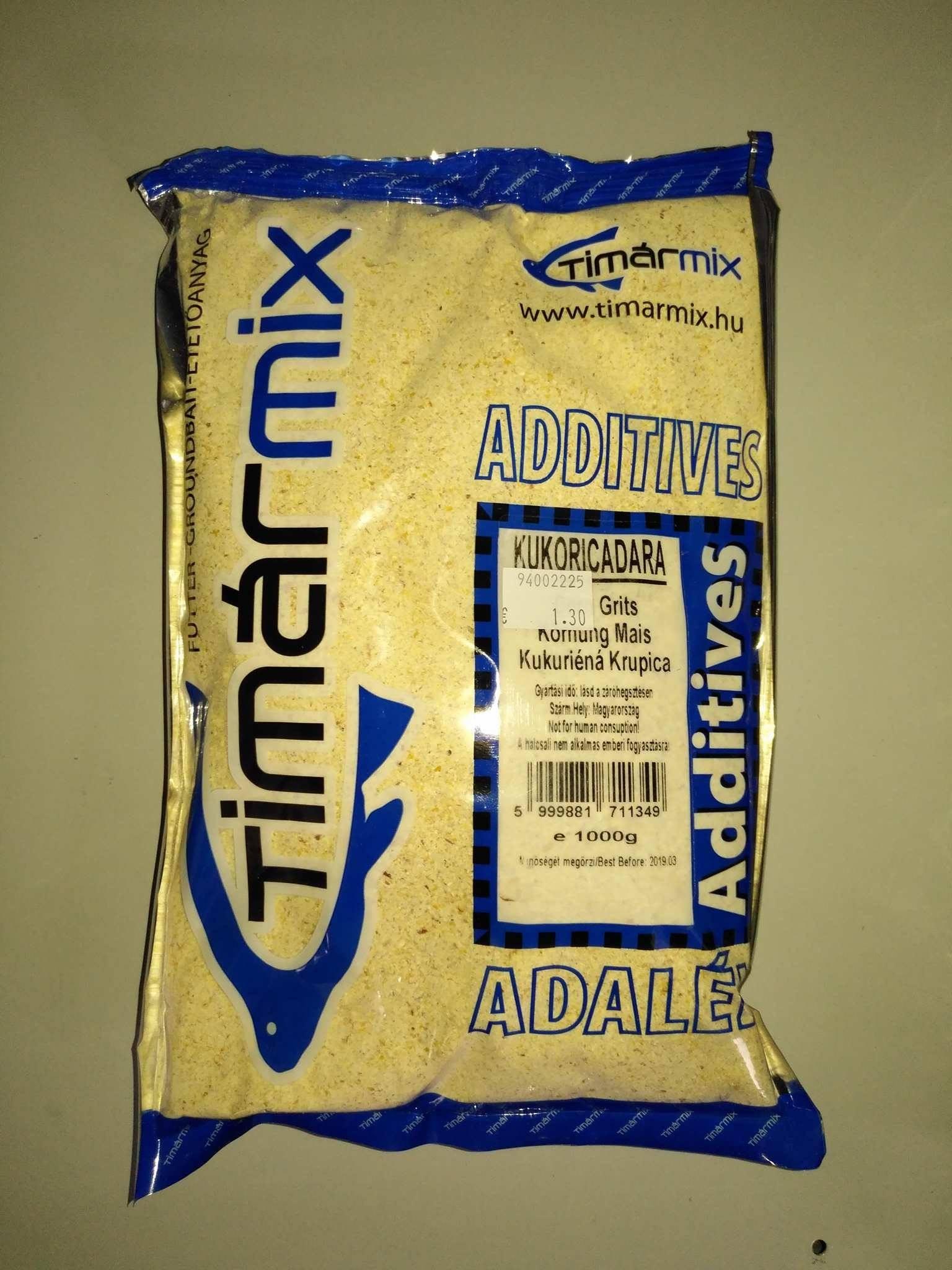 Koruzni zdrob Timaxmix 1kg