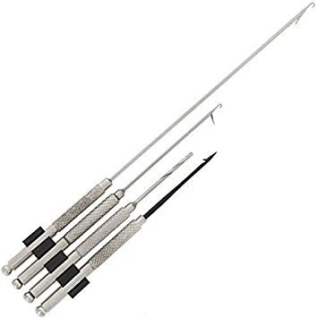 Set igel NGT Baiting Tool Kit- Stainless Steel- 4pcs
