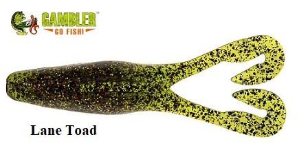 """Vaba Gambler Buzz´n Cane Toad 4,5""""- Lane Toad"""