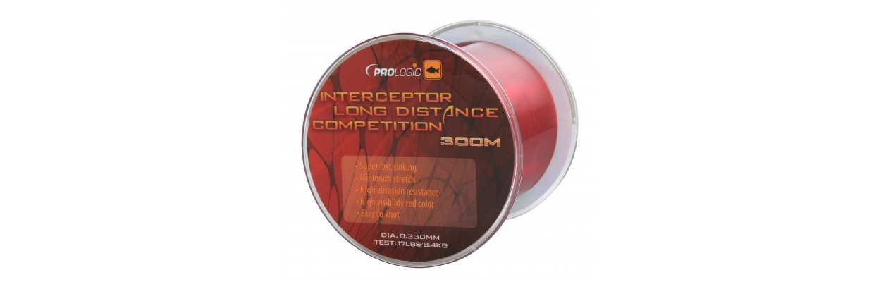 Najlon Prologic Interceptor Long Distance Competition 0,28-0,30mm 300m