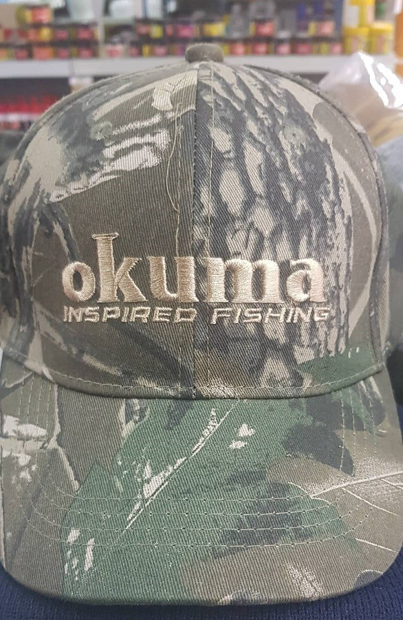 Kapa Okuma Inspired Fishing Camo
