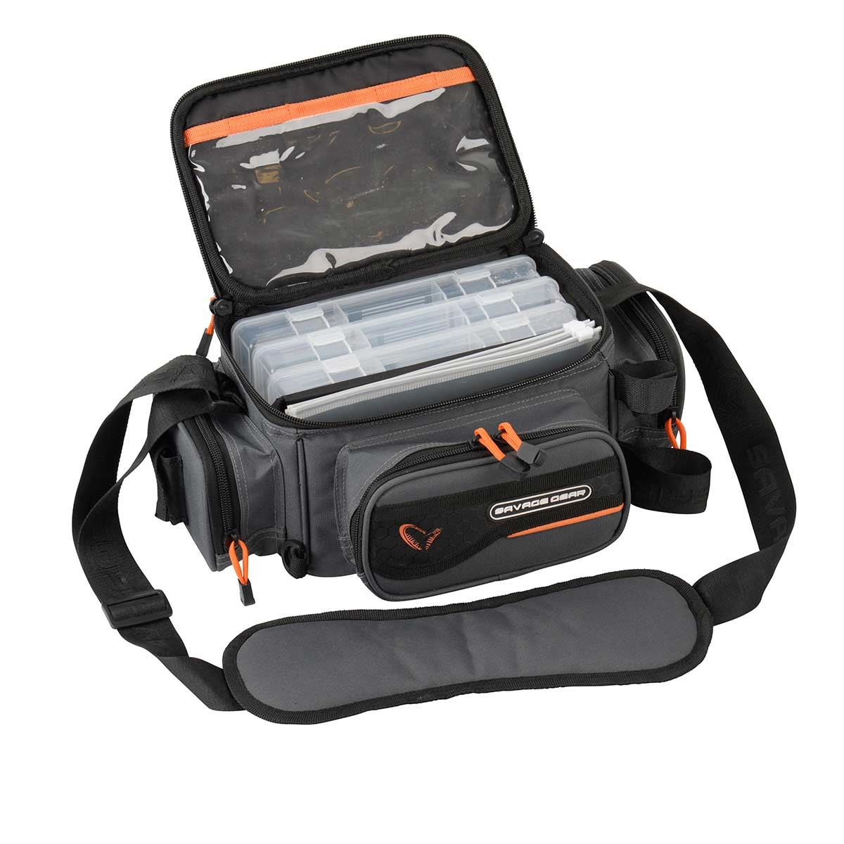 Torba za vijačenje Savage Gear System Box Bag S 54775