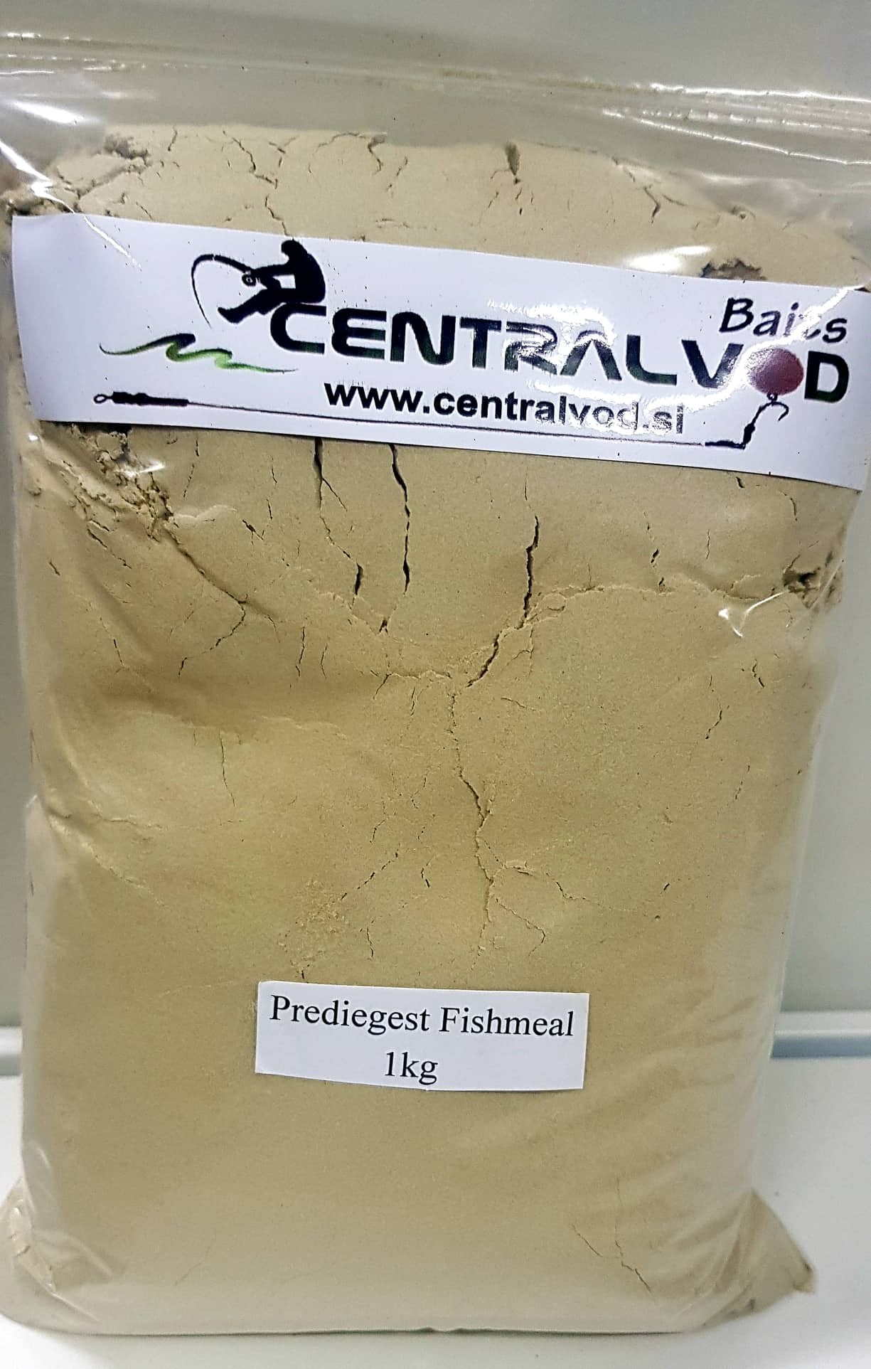 Prediegest Fishmeal Centralvod Baits 1kg