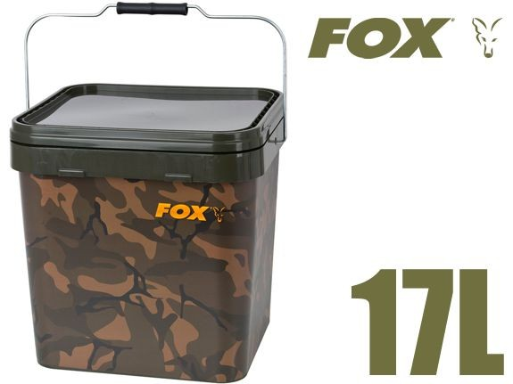 Vedro Fox Camo Square 17L