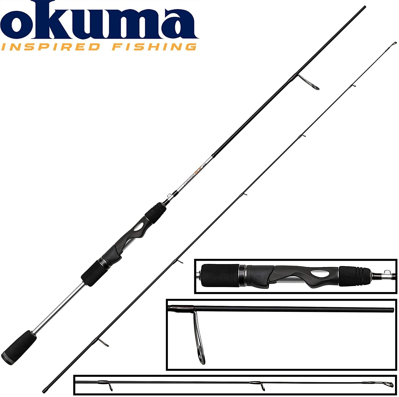 Palica Okuma Helios SX Spin 2,4-2,7m 8-60g