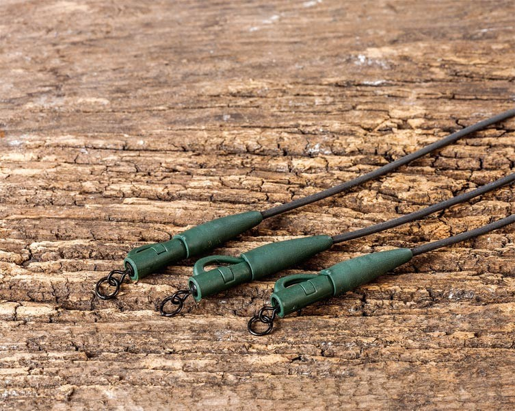 Safety Clips With Tungsten Tube Extra Carp 4219
