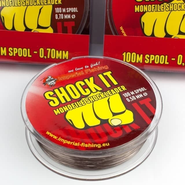Najlon Imperial Baits Shock It 0,60-0,70mm 100m