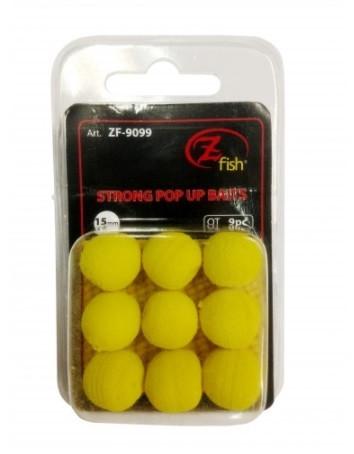 Z-Fish Pena Pop Up Foam 15mm 9pc