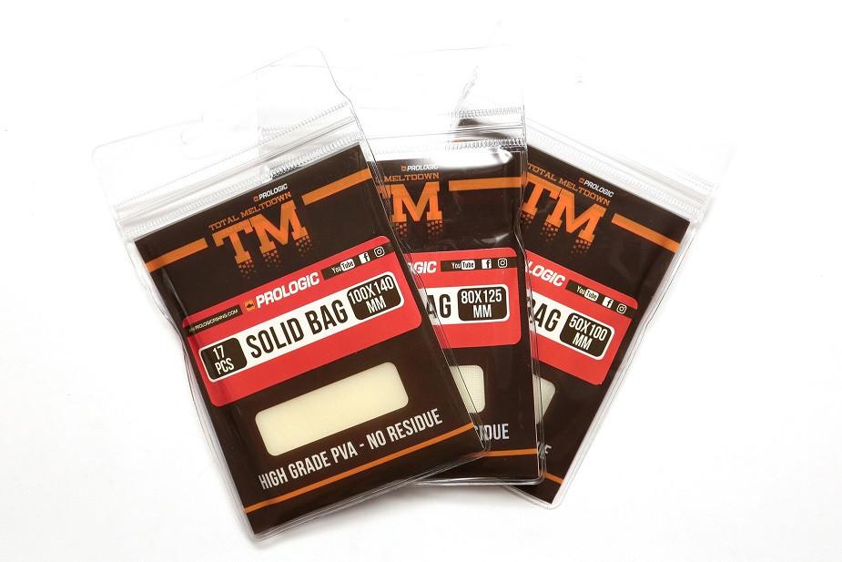 Pva vrečke Prologic Total Meltdown Solid Bag- izbira